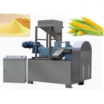Fried and Baked Kurkure Cheetos Nik Naks Snacks Extrusion Making Machinery