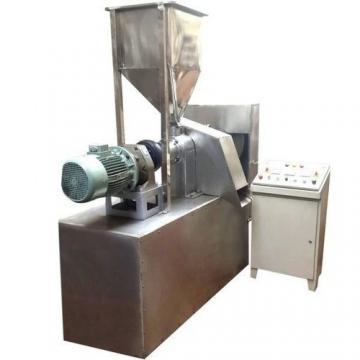 Automatic Stainless Rotary Head Extrusion Fried Kurkure Snack Cheetos Nik Naks Making Extruder Machine