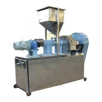 Puffed Snack Machine Kurkure Extruder Cheetos Nik Naks Cheese Corn Curls Making Machine Production Line Corn Grits Puffing Machine