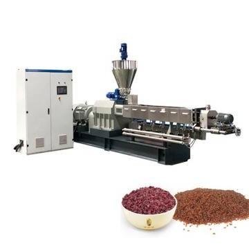 Automatic Electric Fortified Puffed Rice Production Machine Supplier
