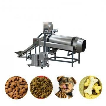 Turnkey Dog Pet Chewing Treats Snack Food Making Extruding Machine