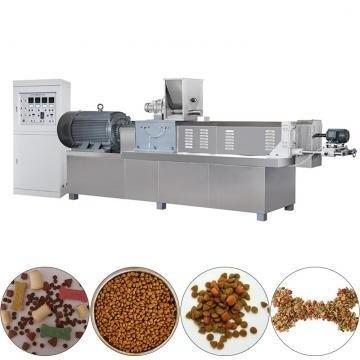 Dog Treats Food Pellet Extruder Making Machine