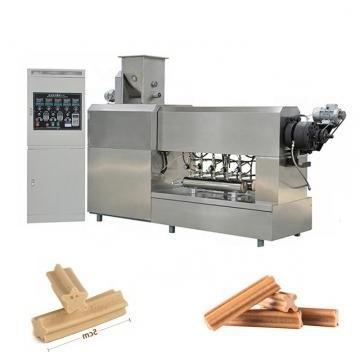 Dog Gum Machine Chews Maker Automatic Dog Treats Production Line