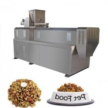 Good Nutritional Pet Treats Puppy Dog Food Extruder Machine
