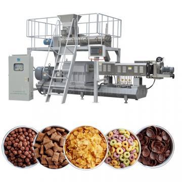 High Quality Fast Food Corn Flakes Making Machine/Wheat Rice Automatic Corn Flakes Machine